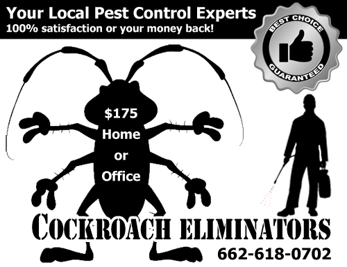 flyer cockroach eliminators