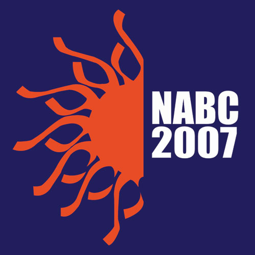 logo for the north american bengali conference